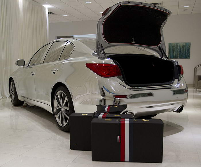Infiniti Q50 By Thom Browne (2)