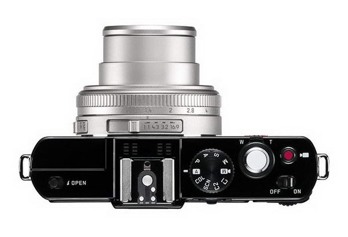 Leica D-Lux 6 Silver Edition (3)