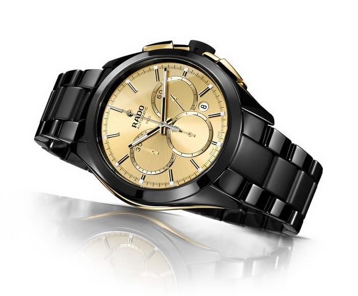 RADO HyperChrome Gold Limited Edition (3)