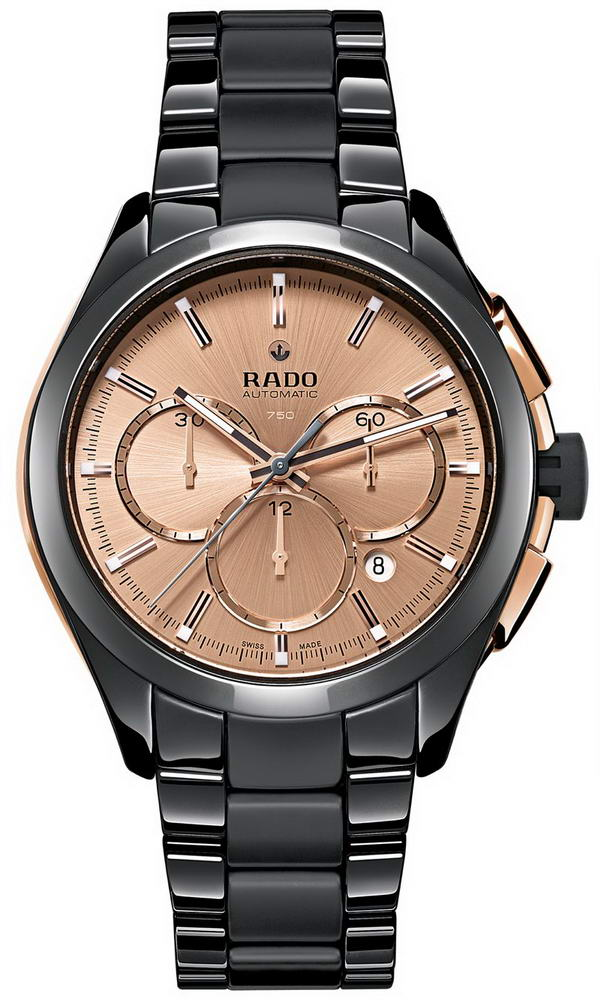 RADO HyperChrome Gold Limited Edition (2)