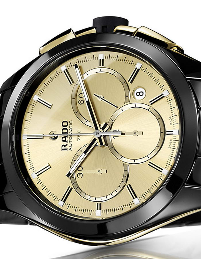 RADO HyperChrome Gold Limited Edition (1)