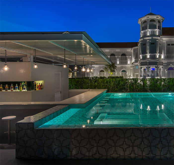 Mansion Pools Close Up: Sophisticated New Lifestyle Destination