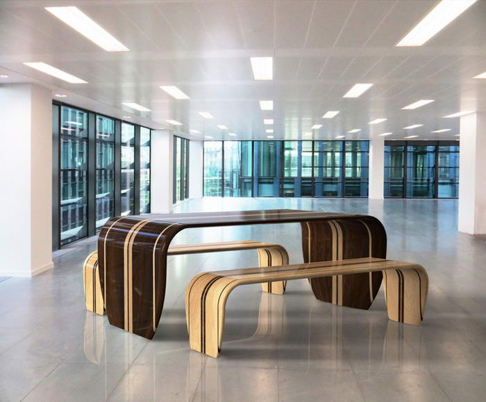 Surf ace Table and Bench (4)