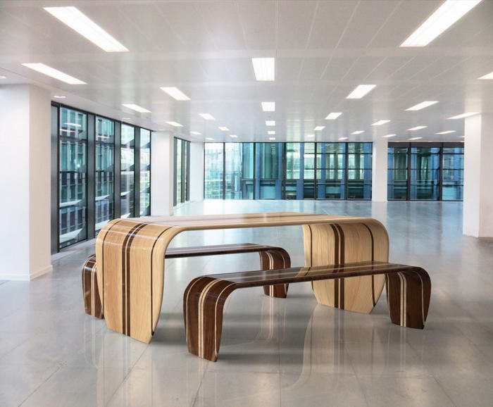Surf ace Table and Bench (5)