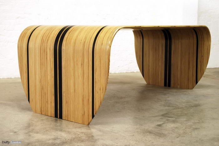 Surf ace Table and Bench (2)