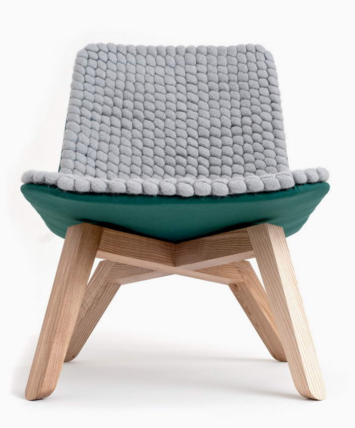 Lounge Chair by Famos (4)