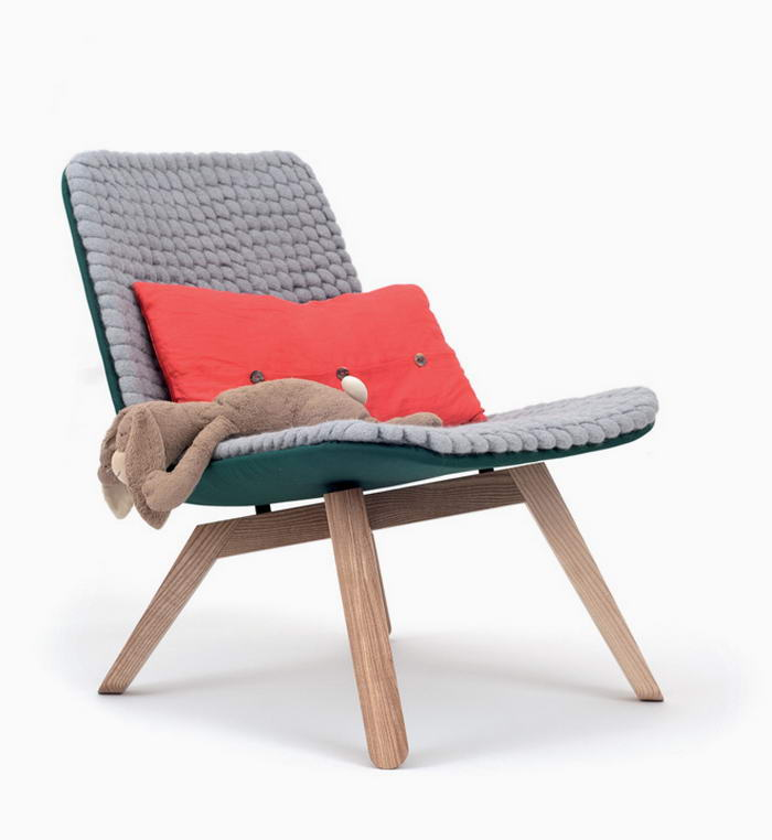 Lounge Chair by Famos (6)
