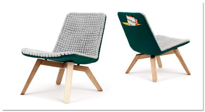 Lounge Chair by Famos (2)