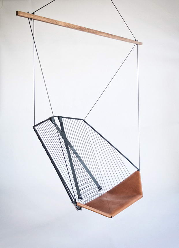 Cello Hanging Chair by Félix Guyon (5)