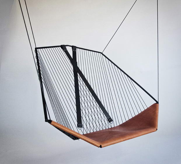 Cello Hanging Chair by Félix Guyon (2)