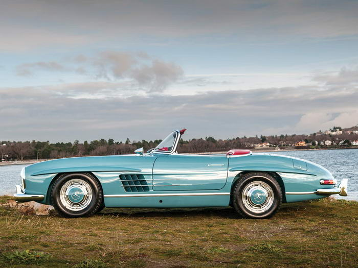 Mercedes-Benz 300SL Roadster (3)