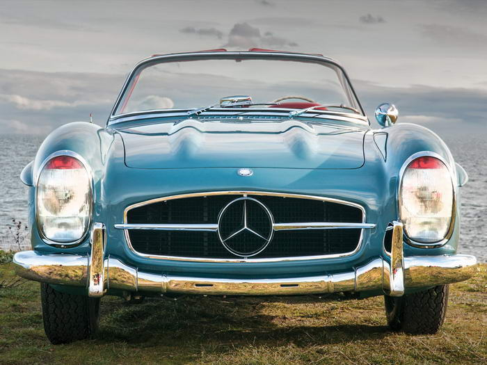 Mercedes-Benz 300SL Roadster (1)