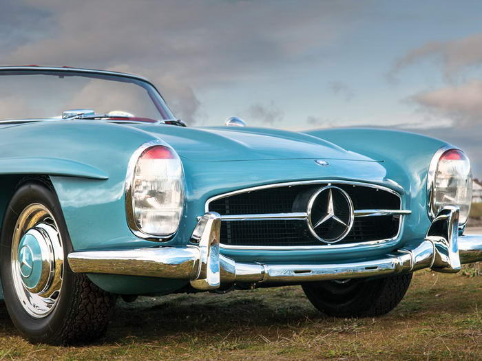 Mercedes-Benz 300SL Roadster (4)
