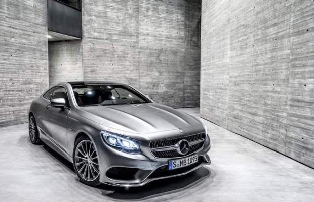 Mercedes Benz S Class Coupe_5