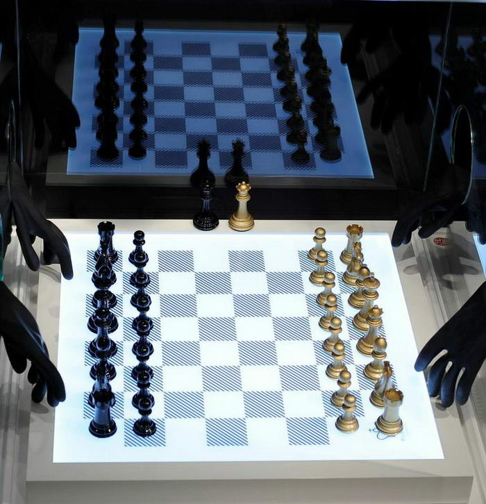Couture Chess by Tony Raymonzrek (2)