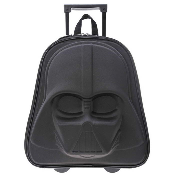 Darth Vader Rolling Luggage (2)
