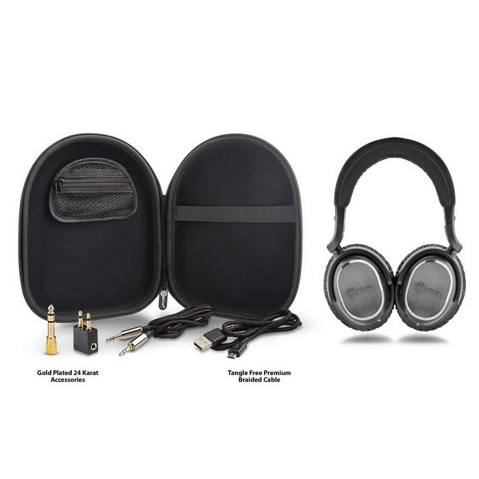 Naztech i9BT Bluetooth Headphones  (3)