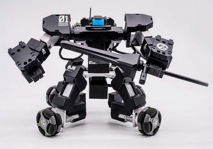 GANKER Fighting Robot (1)