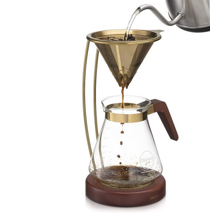 Osaka Pour Over Coffee Brewer (2)