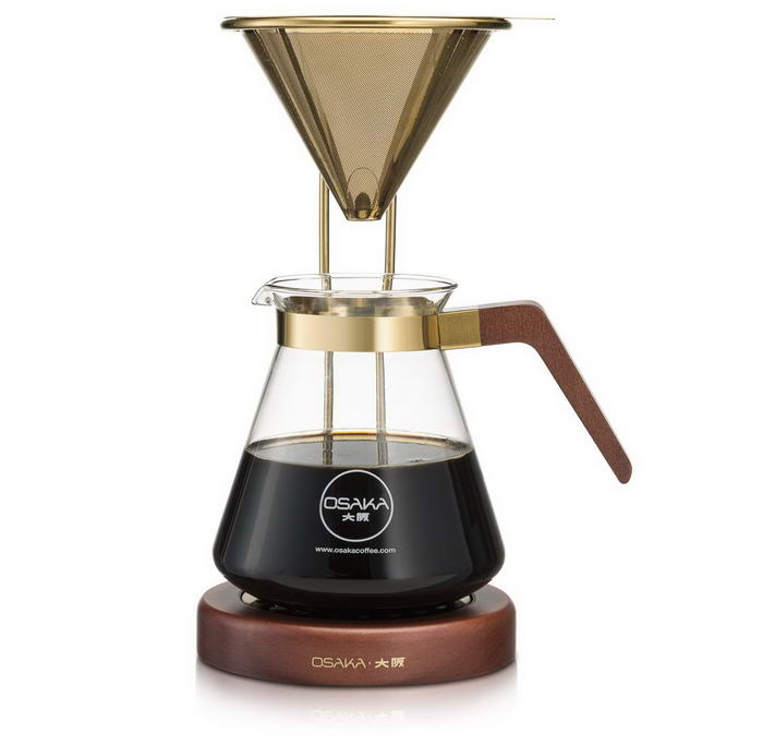 Osaka Pour Over Coffee Brewer (1)