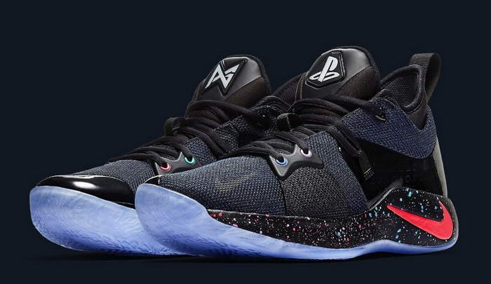 3259fd91b57 Nike PG2 Playstation Shoes