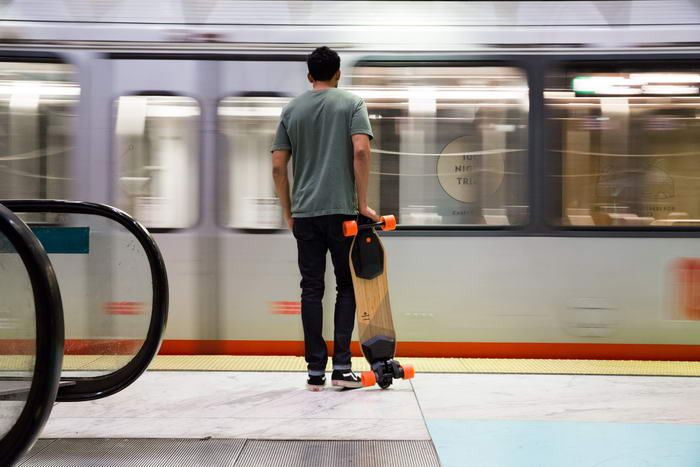 Boosted Electric Skateboard (3)
