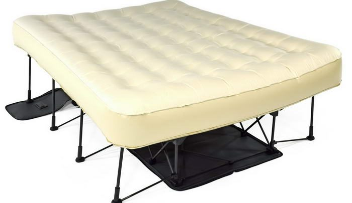 Ivation Ez Bed Self Inflatable Airbed