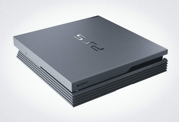 Sony PS5 Concept Design (1)