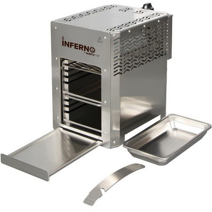 Inferno Single Propane Infrared Grill (4)