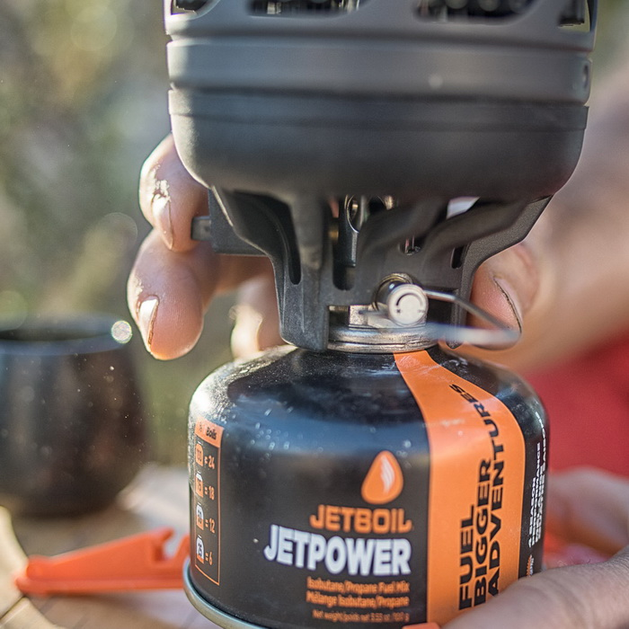 Jetboil Flash Cooking System  (1)
